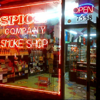 Spice Company Smoke Shop - 1 tip from 19 visitors