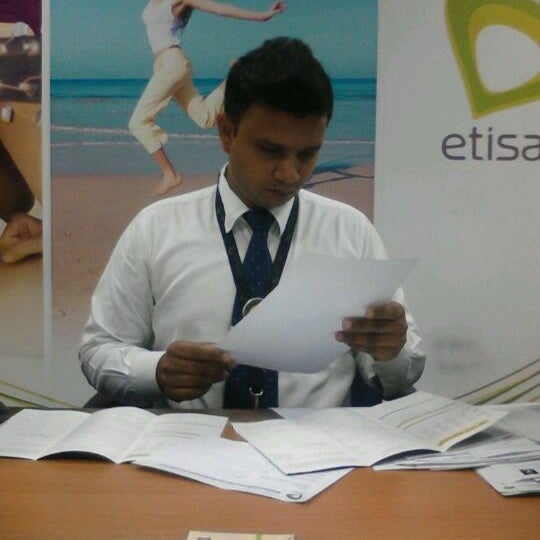 Photos at Etisalat Customer Care Call Center