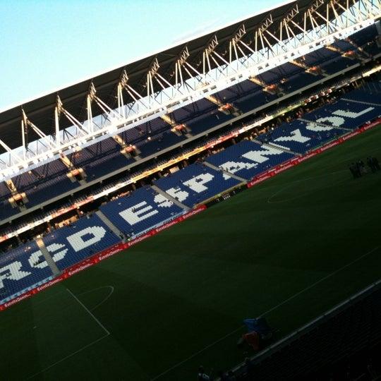 Foto diambil di RCDE Stadium oleh Juanjo T. pada 7/27/2011