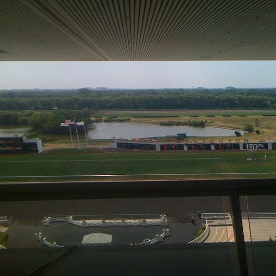 7/21/2011にCoryがArlington International Racecourseで撮った写真