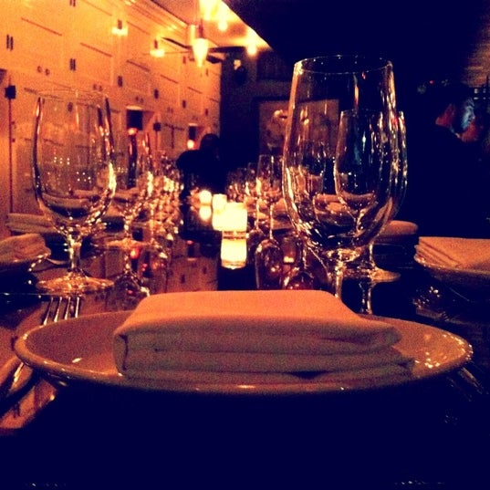 Снимок сделан в Socarrat Paella Bar - Nolita пользователем Raisa B. 9/25/2011