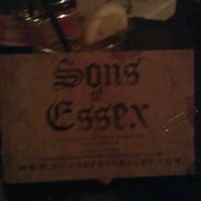 รูปภาพถ่ายที่ Sons of Essex โดย Danielle C. เมื่อ 5/26/2012