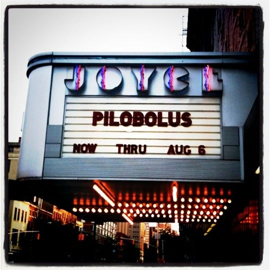 Photo prise au The Joyce Theater par Liz B. le7/19/2011