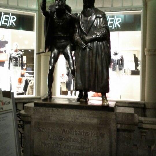 Das Foto wurde bei Auerbachs Keller von Jan J. am 1/28/2012 aufgenommen