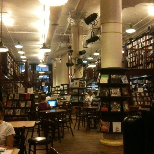 8/1/2011にMichael H.がHousing Works Bookstore Cafeで撮った写真