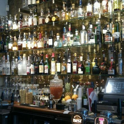 Cocktail, good range of spirits, friendly staff and atmosphere...