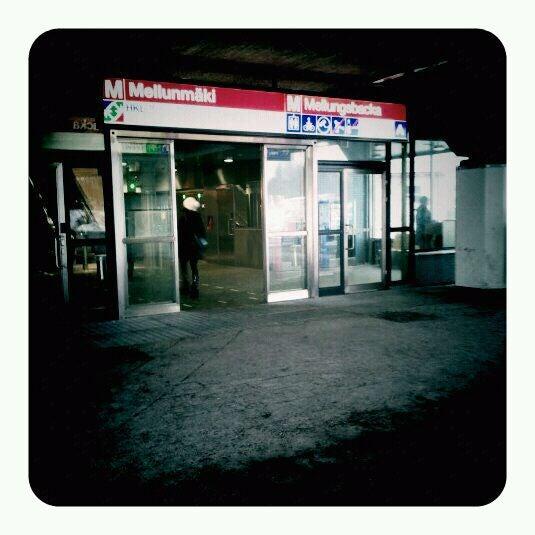 Metro Mellunmäki