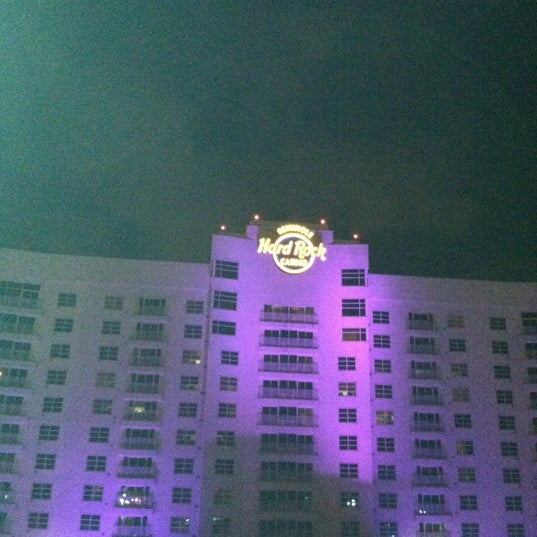4/22/2012에 Mykel S.님이 Seminole Hard Rock Hotel & Casino에서 찍은 사진