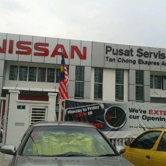 Tan Chong Motor Service Centre Puchong Jaya Automotive Shop