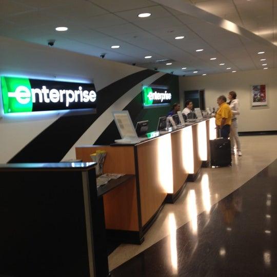Enterprise Rent A Car Service Centre Team