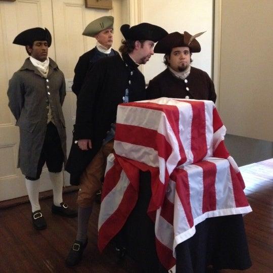 6/13/2012 tarihinde Zerah J.ziyaretçi tarafından Old South Meeting House'de çekilen fotoğraf