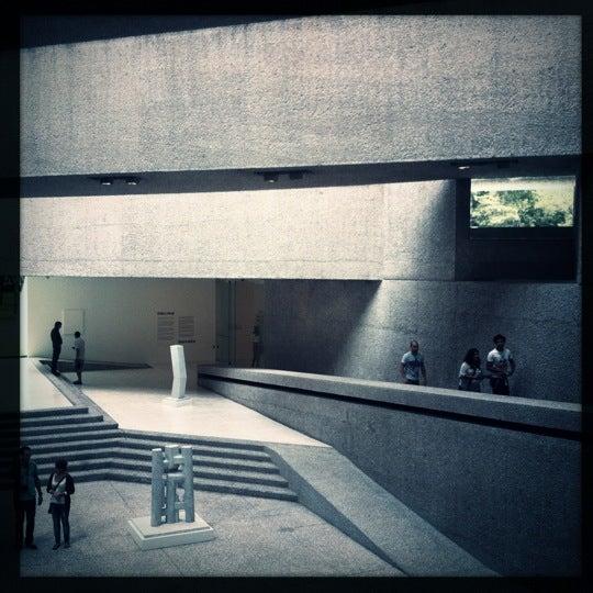 Foto tomada en Museo Tamayo por Juan Carlos T. el 9/1/2012