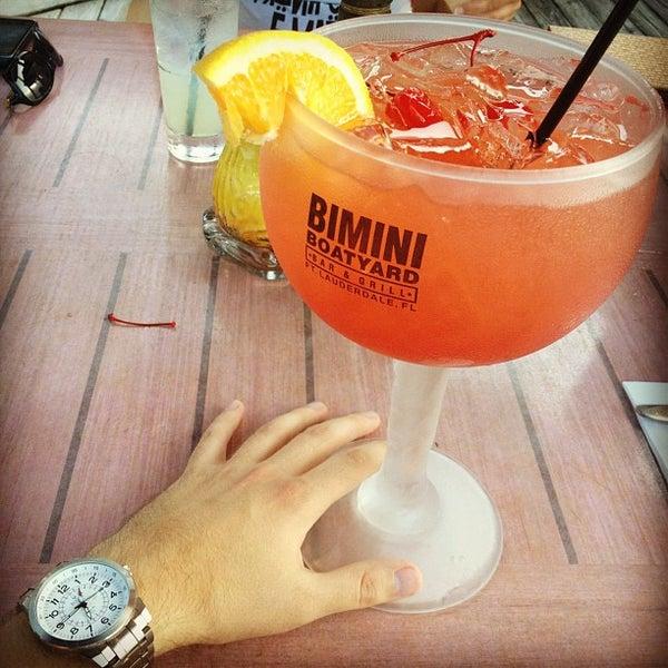 Photo prise au Bimini Boatyard Bar & Grill par Nick S. le7/30/2012