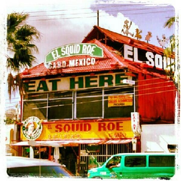 Foto scattata a El Squid Roe da David S. il 8/19/2012