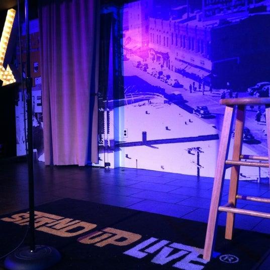 4/13/2012にWill B.がStand Up Liveで撮った写真