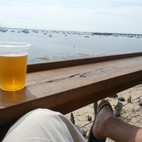 Foto scattata a Aqua Bar da Brian F. il 8/25/2012