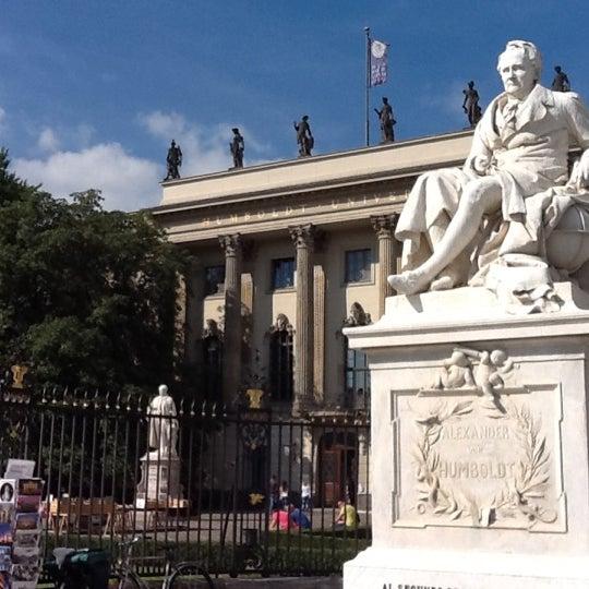 9/4/2012에 Firat A.님이 Humboldt-Universität zu Berlin에서 찍은 사진