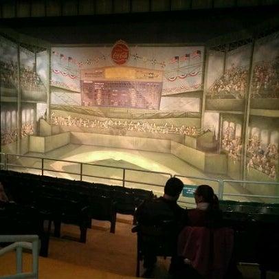12/3/2011 tarihinde Luis d.ziyaretçi tarafından National Baseball Hall of Fame and Museum'de çekilen fotoğraf