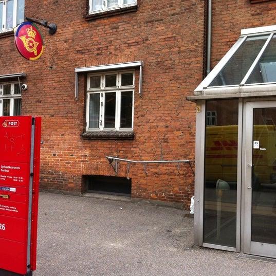 posthus vesterbro københavn