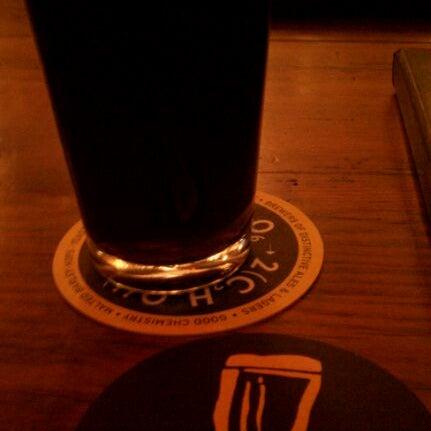 3/18/2012にDana P.がTriumph Brewing Companyで撮った写真
