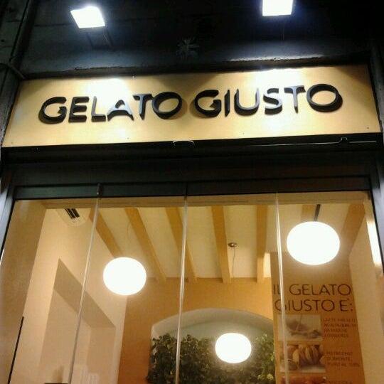 Foto tomada en Gelato Giusto por wirta el 9/3/2011