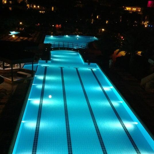 Das Foto wurde bei Samara Hotel von Mustafa S. am 8/30/2012 aufgenommen