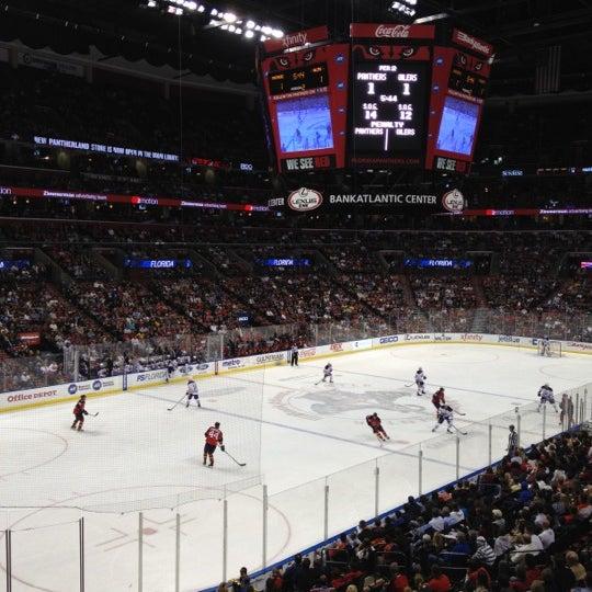Foto diambil di BB&T Center oleh Sergio S. pada 3/24/2012