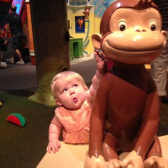 Снимок сделан в Minnesota Children's Museum пользователем Angie R. 6/15/2012