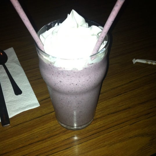 Get the Purple Haze. Closest thing to an Ash Wednesday, but in shake form!