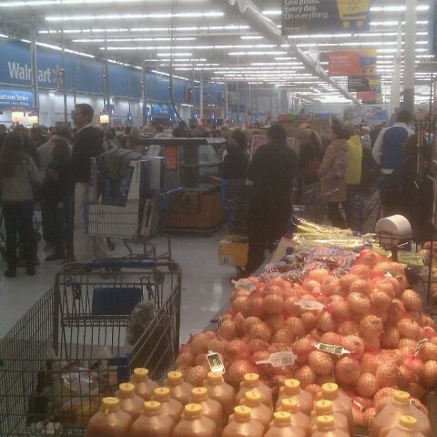 Photo Taken At Walmart Supercenter By Jason B On 11 25 2011