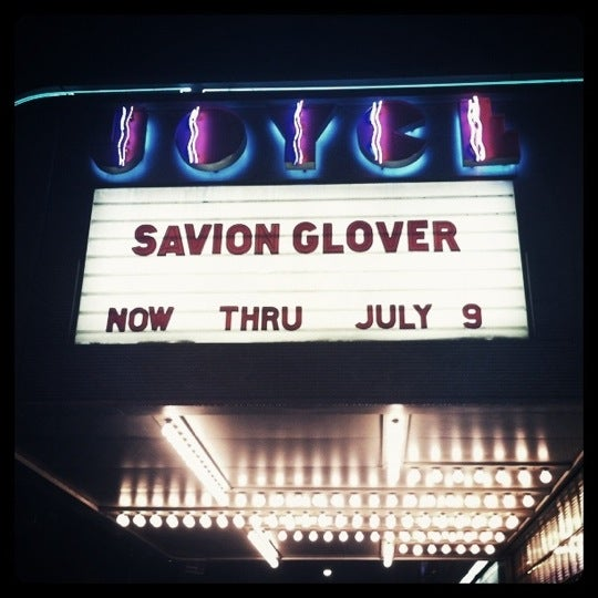 Awesome venue...check out Savion Glover for just $10 thru July 9th<3