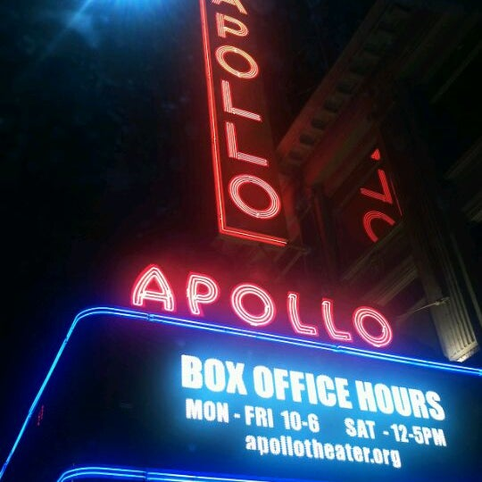 11/5/2011 tarihinde Larry R.ziyaretçi tarafından Apollo Theater'de çekilen fotoğraf