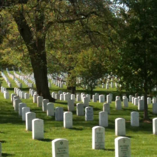 Photo prise au Arlington National Cemetery par Francesca A. le4/29/2012