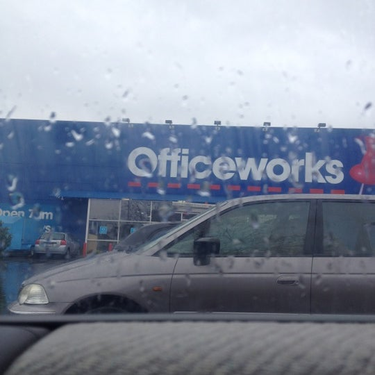 Officeworks - 5 tips from 295 visitors