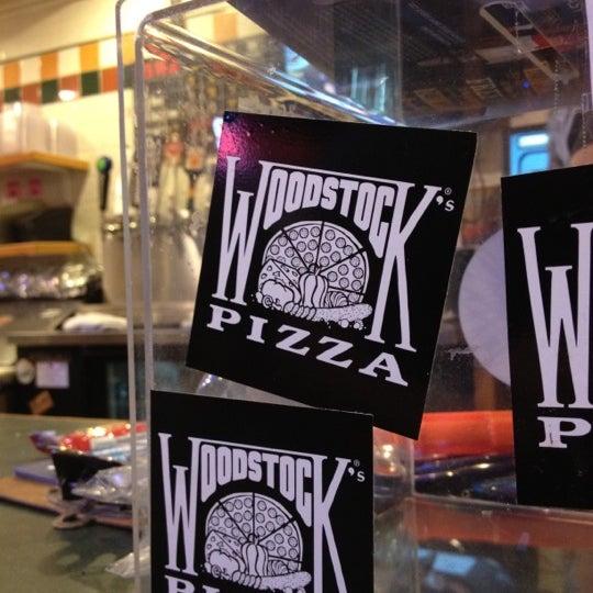 8/19/2012にEric D.がWoodstock's Pizzaで撮った写真