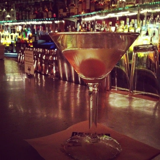 Be brave. Go for the Gogol. And do it during happy hour when everything is two for one.