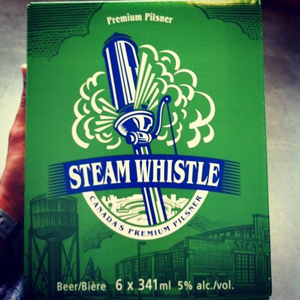 8/11/2012 tarihinde Joe S.ziyaretçi tarafından Steam Whistle Brewing'de çekilen fotoğraf