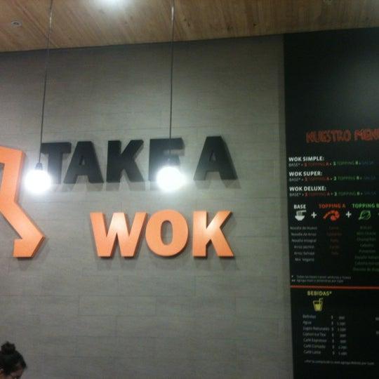 7/8/2012にAndresがTake a Wokで撮った写真