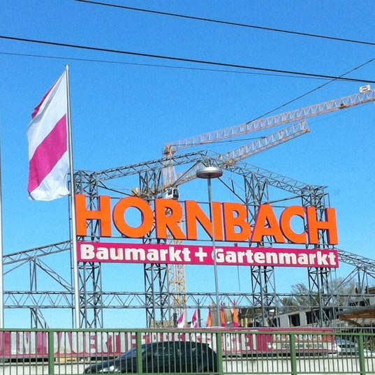 Hornbach Hardware Store In Stadlau