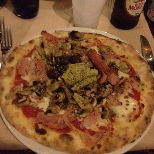 Ottima anche la pizza