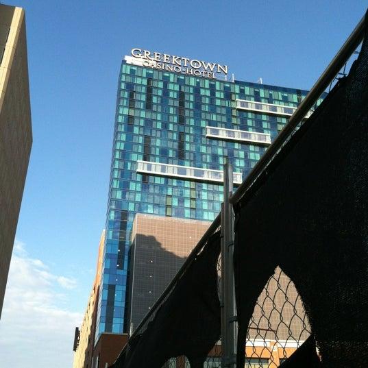 Foto scattata a Greektown Casino-Hotel da Jake S. il 5/5/2012