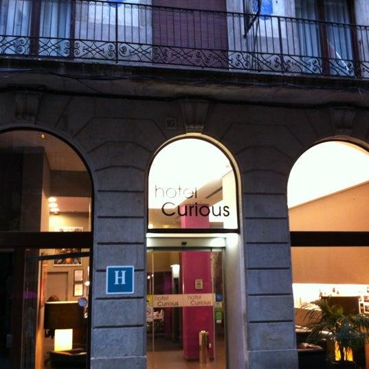 7/1/2012에 Pedro Rojas @SeniorManager님이 Hotel Curious에서 찍은 사진