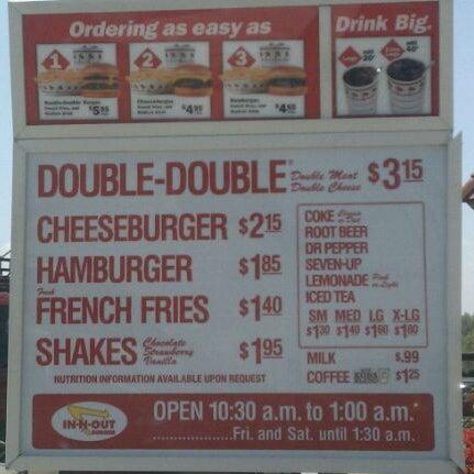 Photos at In-N-Out Burger - Pedley - 17 tips