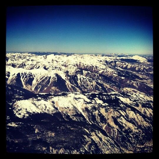 Photo prise au Aspen/Pitkin County Airport (ASE) par Laura V. le3/22/2012