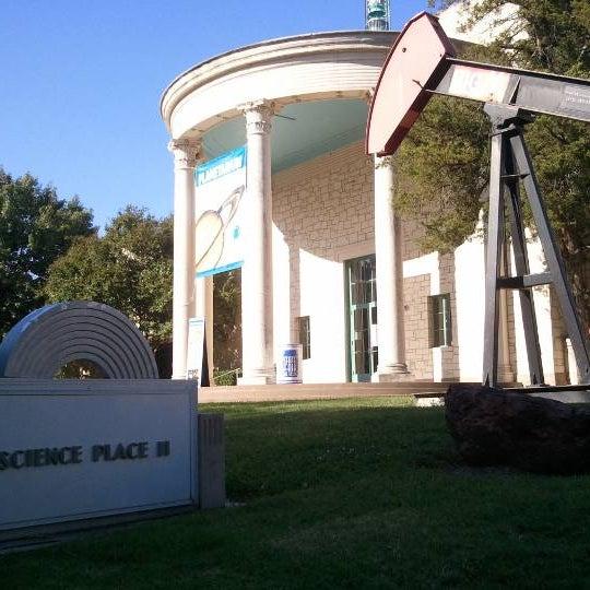 Planetarium - Fair Park - 2 tips