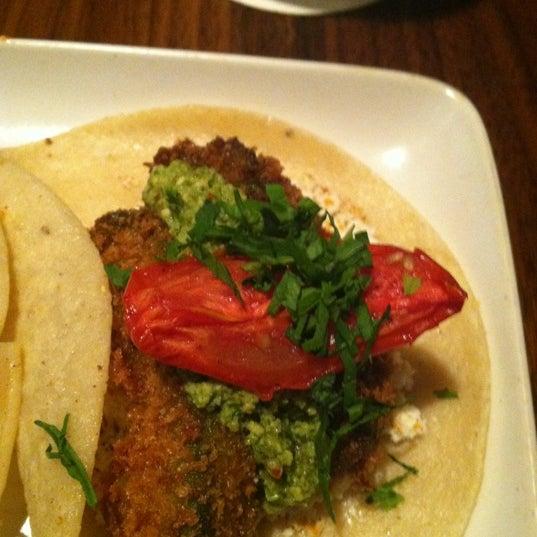 Снимок сделан в Alma Cocina пользователем Austin B. 8/20/2012