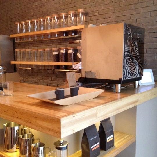 Foto tirada no(a) Café del Volcán por Nils em 8/12/2012