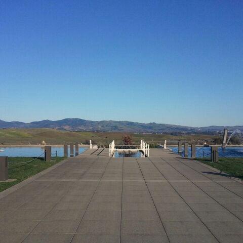Das Foto wurde bei Artesa Vineyards & Winery von Joseph C. am 3/4/2012 aufgenommen