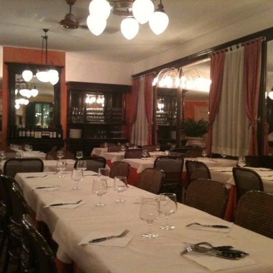 รูปภาพถ่ายที่ Antica Trattoria della Gigina โดย Valentina M. เมื่อ 5/11/2011
