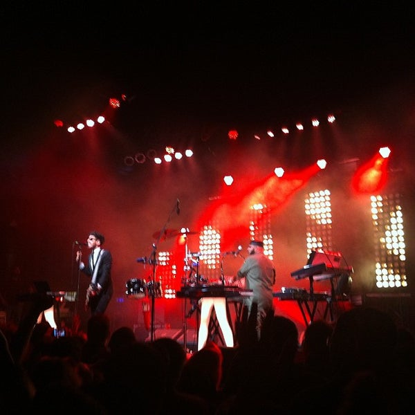 Photo prise au The Fillmore par Boris le10/30/2011